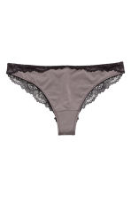 Slip Brazilian - Talpa - DONNA | H&M IT 2
