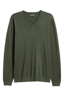 Premium cotton jumper