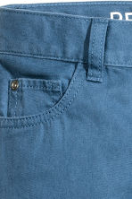 Twill trousers Regular fit - Blue - Kids | H&M 3