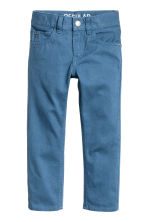 Twill trousers Regular fit - Blue - Kids | H&M 2
