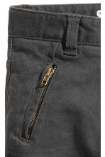 Pantalon Shaped - Nearly black -  | H&M CH 3