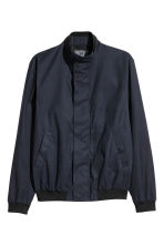 Short jacket - Dark blue - Men | H&M CN 2