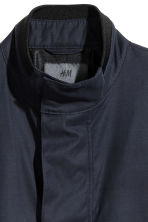Short jacket - Dark blue - Men | H&M CN 3