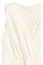 MAMA Maxi dress - Natural white -  | H&M CN 3
