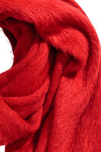 Large scarf - Red - Ladies | H&M CN 2