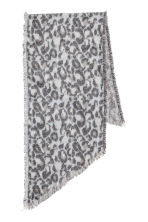 Large scarf - Leopard print - Ladies | H&M 2