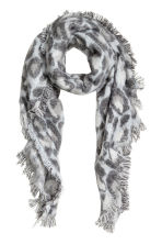 Large scarf - Leopard print - Ladies | H&M 1