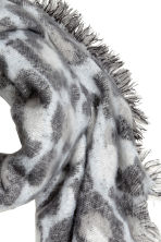 Large scarf - Leopard print - Ladies | H&M 3