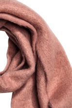 Long scarf - Vintage pink - Ladies | H&M CN 2