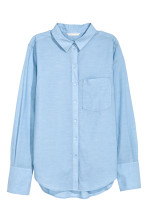 Light blue marl