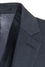 Blazer Slim fit - Blu scuro - UOMO | H&M IT 3