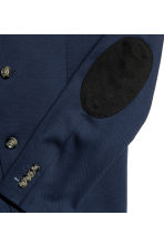 Jacket Slim fit - Navy blue - Men | H&M CN 3