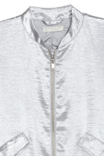Bomber jacket - Silver - Ladies | H&M 3