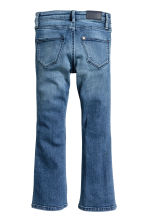 Superstretch Boot cut Jeans - Denim blue - Kids | H&M 3