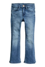 Superstretch Boot cut Jeans - Azul denim - CRIANÇA | H&M PT 2