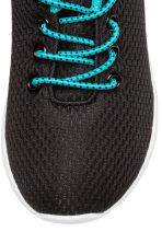 Sneakers in mesh - Nero - BAMBINO | H&M IT 4