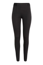 Twill treggings - Black - Ladies | H&M 2
