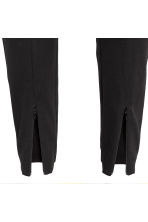 Twill treggings - Black - Ladies | H&M 3