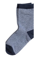 5-pack socks - Dark blue - Kids | H&M 2