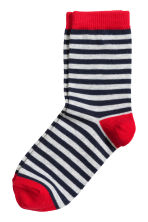 5-pack socks - Light grey/Striped - Kids | H&M 2