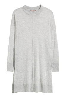 H&M+ Knitted tunic