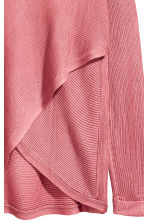 Boat-neck jumper - Pink - Ladies | H&M CN 4