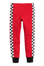 Jersey pyjamas - Red/Racing driver - Kids | H&M CN 2