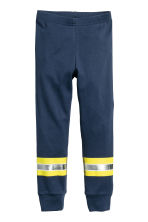 Jersey pyjamas - Dark blue/Fireman - Kids | H&M 2