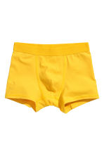 3-pack boxer shorts - Black - Kids | H&M CN 2