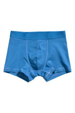 3-pack boxer shorts - Blue - Kids | H&M 2