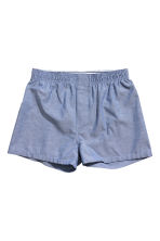 Boxer, 2 pz - Blu denim - BAMBINO | H&M IT 2