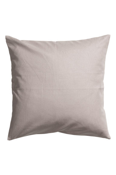 Cotton canvas cushion cover - Mole - Home All | H&M CA