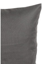 Housse de coussin - Gris anthracite - Home All | H&M FR 2