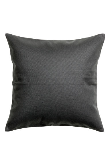Housse de coussin - Gris anthracite - Home All | H&M FR 1
