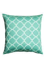 Housse de coussin - Turquoise - Home All | H&M FR 1