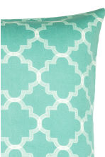 Housse de coussin - Turquoise - Home All | H&M FR 2