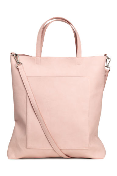 Shopper - Powder pink - Ladies | H&M CN 1
