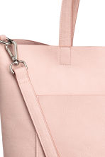 Shopper - Powder pink - Ladies | H&M CN 3