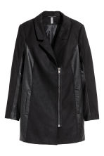 Cappotto corto - Nero - DONNA | H&M IT 2