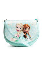 Small shoulder bag - Light Turquoise/Frozen -  | H&M 1
