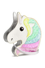 Small shoulder bag - White/Unicorn - Kids | H&M CN 2