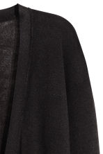 Cardigan lungo - Nero - DONNA | H&M IT 2