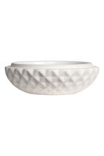 Textured trinket box - White - Home All | H&M CN 3