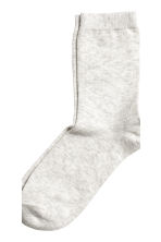 7-pack socks - Black -  | H&M CN 3