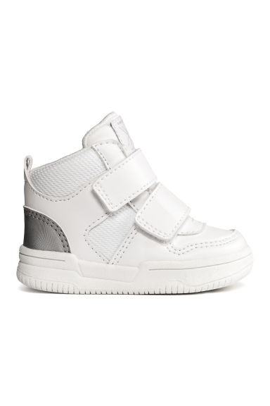 Hi-top trainers - White - Kids | H&M CN 1