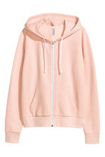 Hooded jacket - Light apricot - Ladies | H&M CN 2