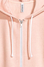 Hooded jacket - Light apricot - Ladies | H&M CN 3