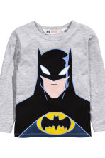 Lot de 2 T-shirts - Gris/Batman - ENFANT | H&M FR 3