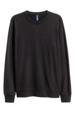 Sweatshirt - Black -  | H&M 2