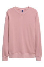 Sweatshirt - Pale pink - Men | H&M 3